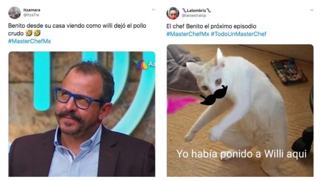 MasterChef, Masterchef México, Masterchef La Revancha Capítulo 9, Memes, Másterchef México 2019 Capítulo 9, Memes Masterchef México 2019