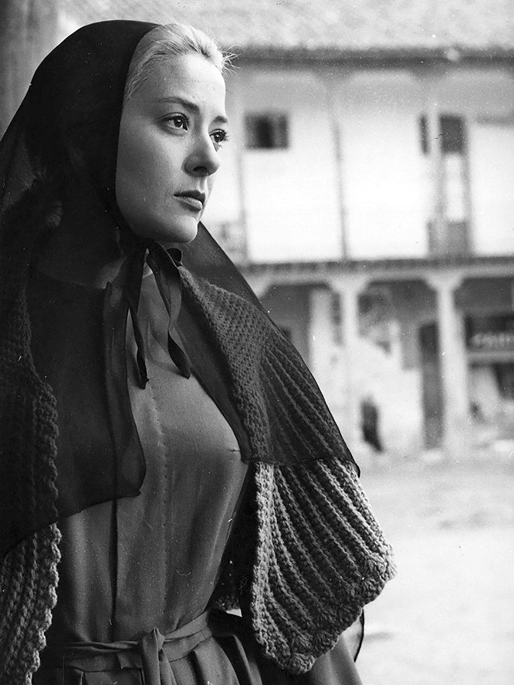 Fotos de Silvia Pinal joven