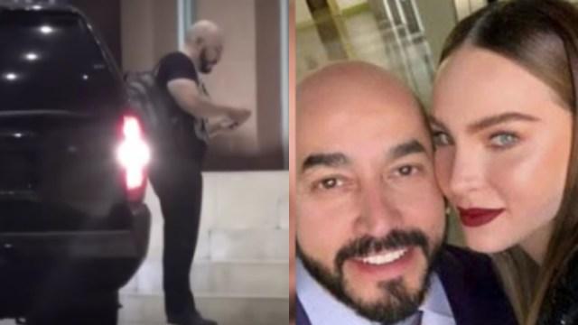 Video de las frecuentes visitas de Lupillo Rivera a Belinda