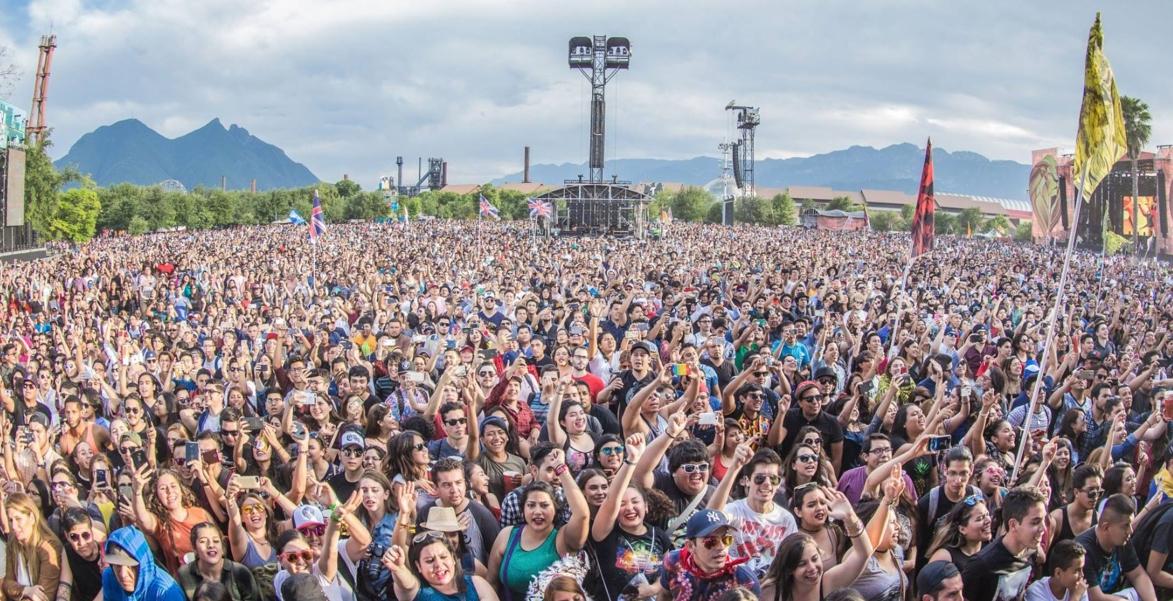 Cartel completo del Festival Pa'l Norte 2020 en Monterrey