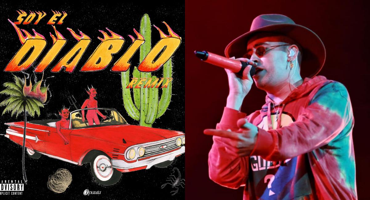 Bad Bunny lanza corrido Soy El Diablo junto a Natanael Cano