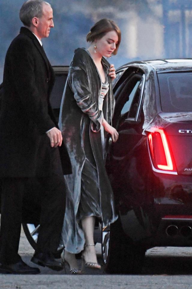 Así fue la boda de Jennifer Lawrence