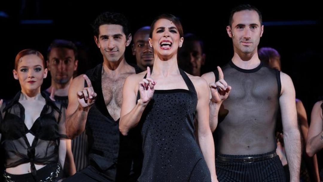 Bibi Gaytán conquista con Chicago el musical en México