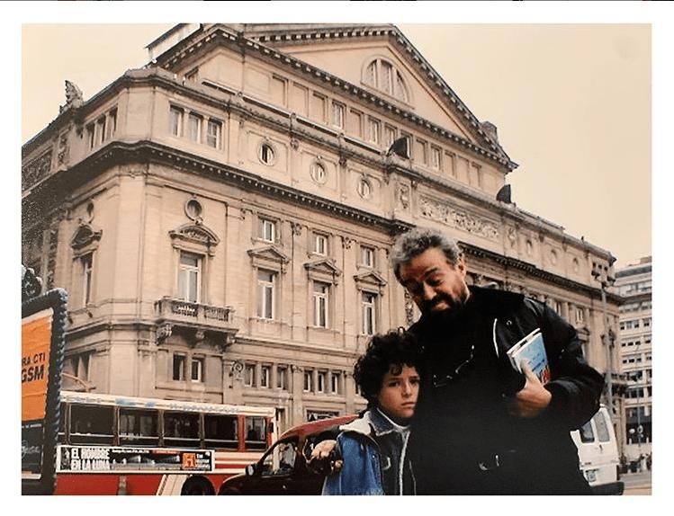 Zuria y Marimar Vega recuerdan a Gonzalo Vega a tres años de su muerte