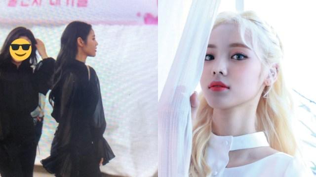 Jinsoul (LOONA) se tiñe cabello de negro y revive LOONAverse