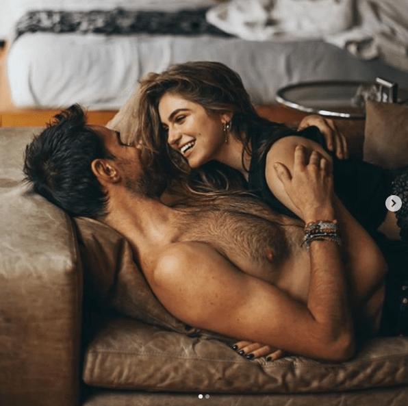 Sofía Castro estrena novio y lo presume en Instagram