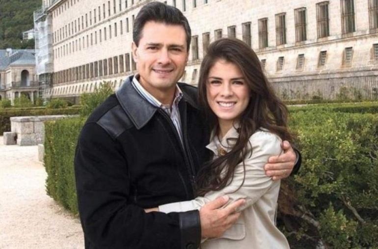 Paulina Peña huye de fiesta de Sofía Castro por ofensa a EPN