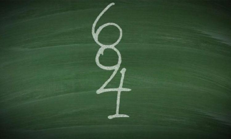 Nuevo reto viral: Y tú, ¿cuántos números ves?