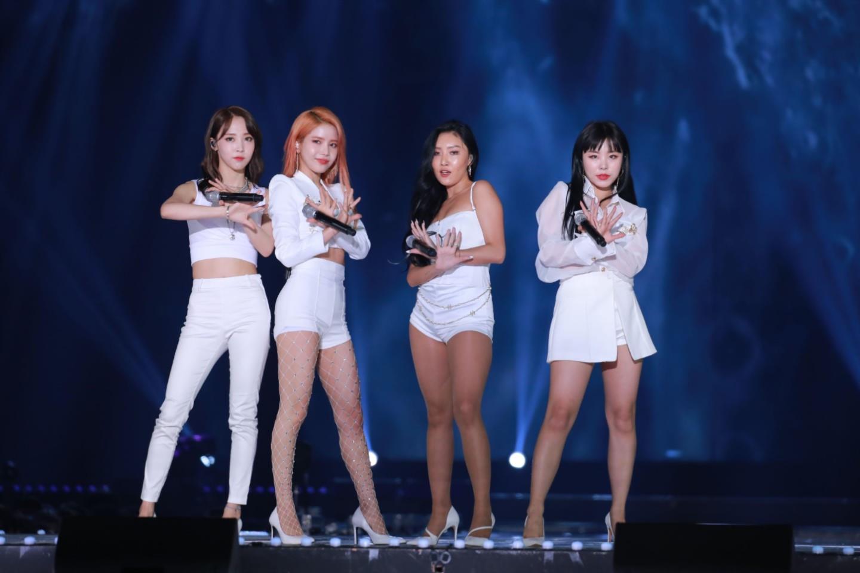Los 10 mejores grupos y solistas de K-pop de 2019: MAMAMOO