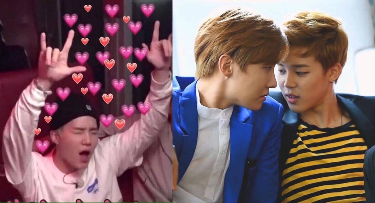 J-Hope confesó que está enamorado de Jimin, de BTS