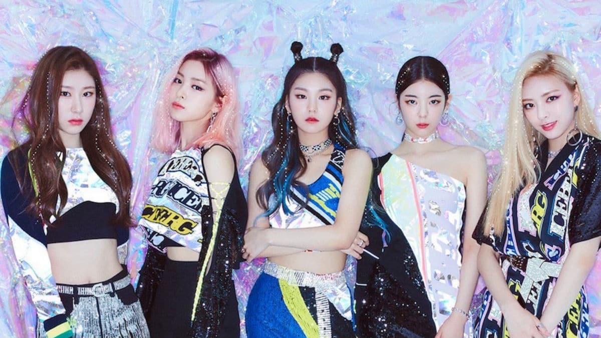 ITZY: ganadoras en los Melon Music Awards 2019, de Kpop