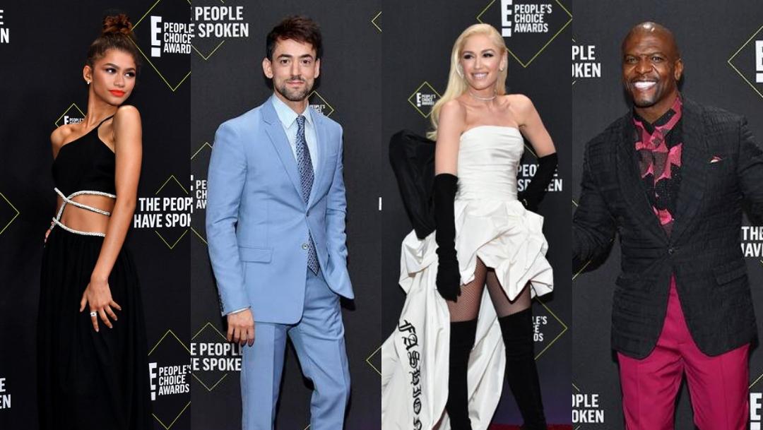 People's Choice Awards 2019, Alfombra Roja, Premios People's Choice Awards, People Choice Awards, Peoples Choice Awards 2019, People's Choice Awards Zendaya, People's Choice Awards Luis Gerardo Méndez
