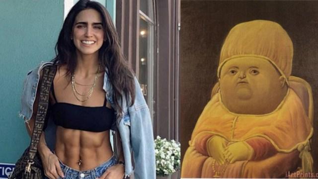 Bárbara de Regil: solo me critica la gente obesa y sin amor