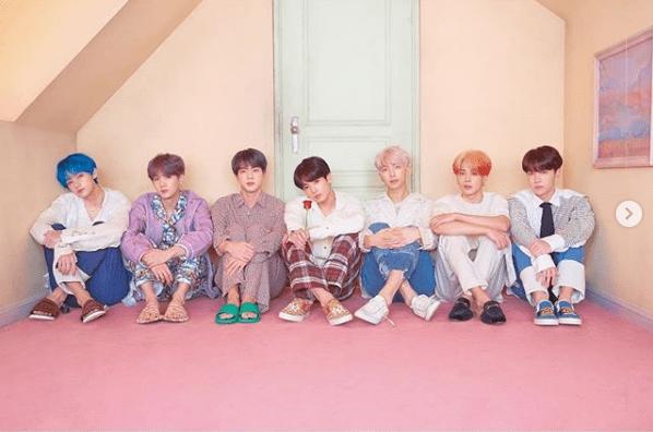 BTS no recibe nominaciones en los Grammy y así reaccionó el ARMY