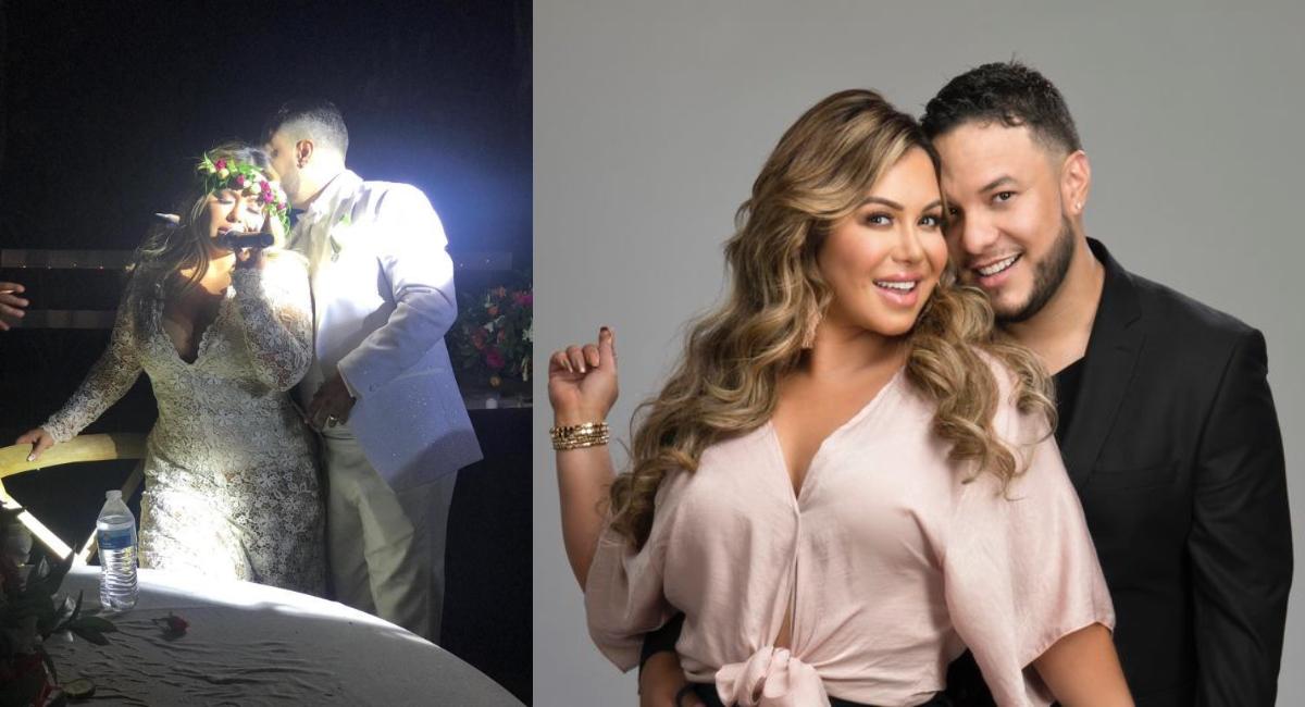 Chiquis Rivera comparte video inédito de boda con Lorenzo