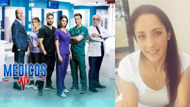 Médicos Línea De Vida, Doctora Natalia Agusti Elenes, Médicos Telenovela, Médicos Elenco, Médicos Telenovela Reparto, Médicos Telenovela 2019