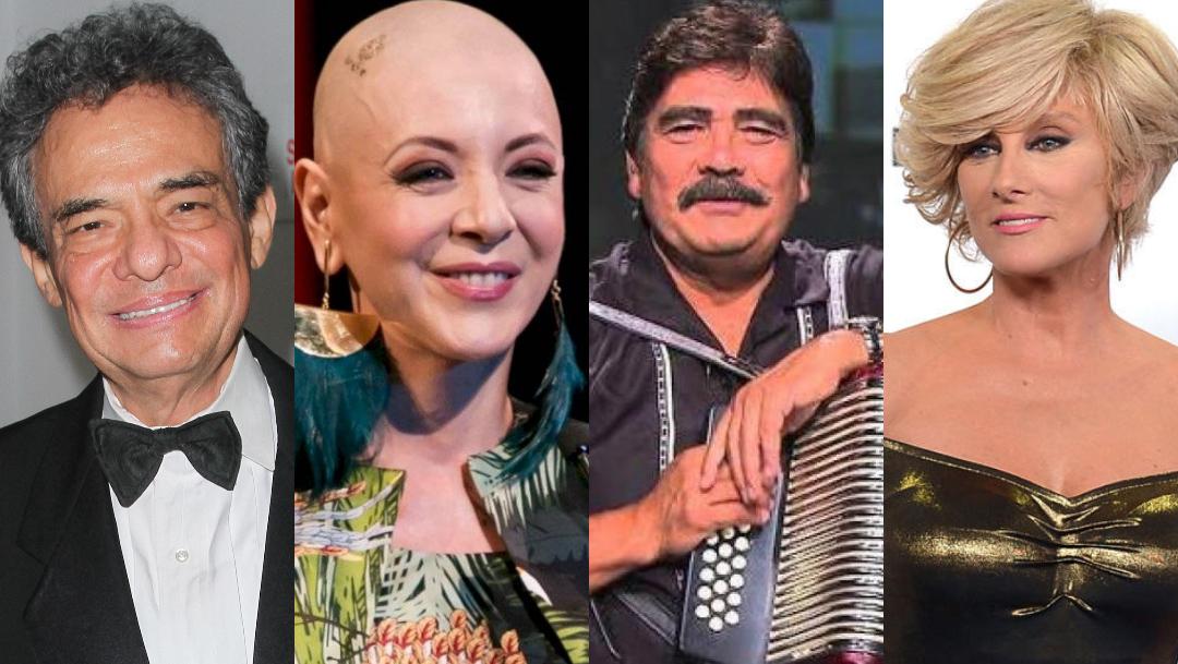 Famosos muertos mexicanos 2019