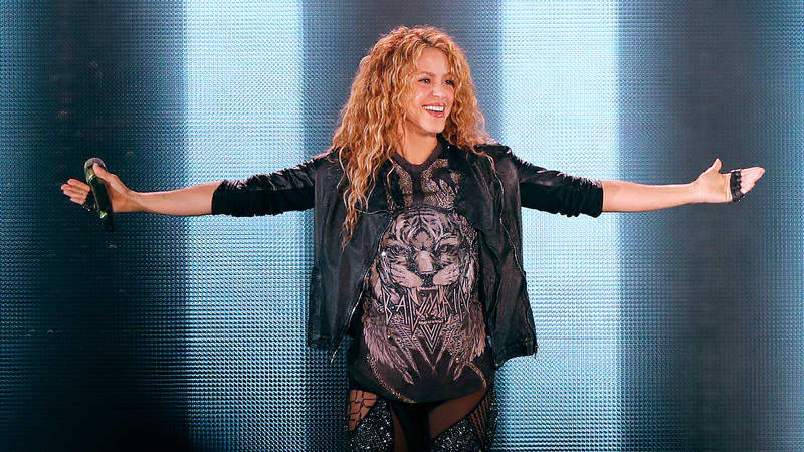 Shakira habla de su posible tercer hijo con Gerard Piqué