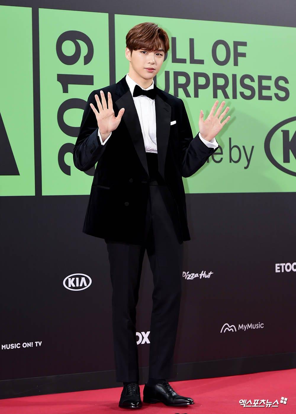 Los 10 mejores grupos y solistas de K-pop de 2019: Kang Daniel