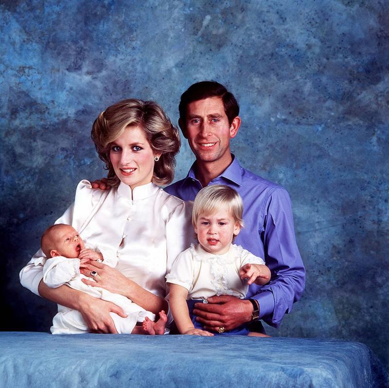 El secreto que Lady Di le ocultó a Carlos cuando estaba embarazada de Harry