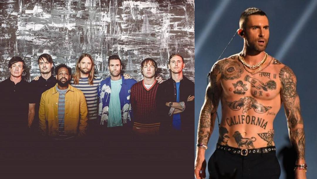 Maroon 5, Maroon 5 México, Maroon 5 Foro Sol, Foro Sol México, Conciertos CDMX 2020, Ticketmaster Maroon 5