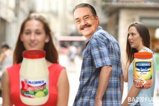 Meme de Pedrito Sola como novio infiel