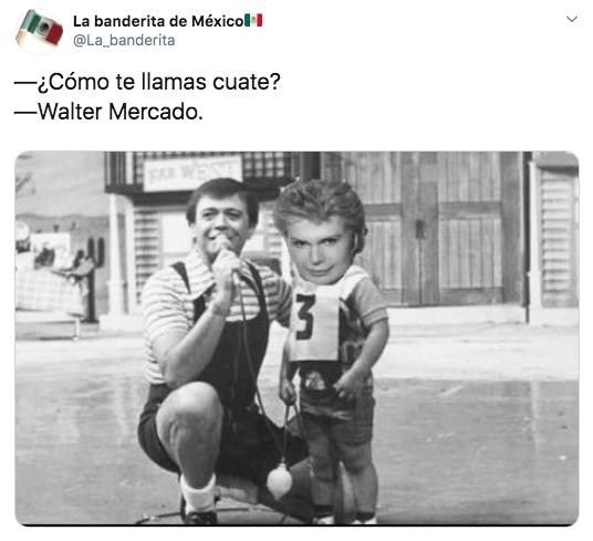 Muere Walter Mercado a los 87 años de edad