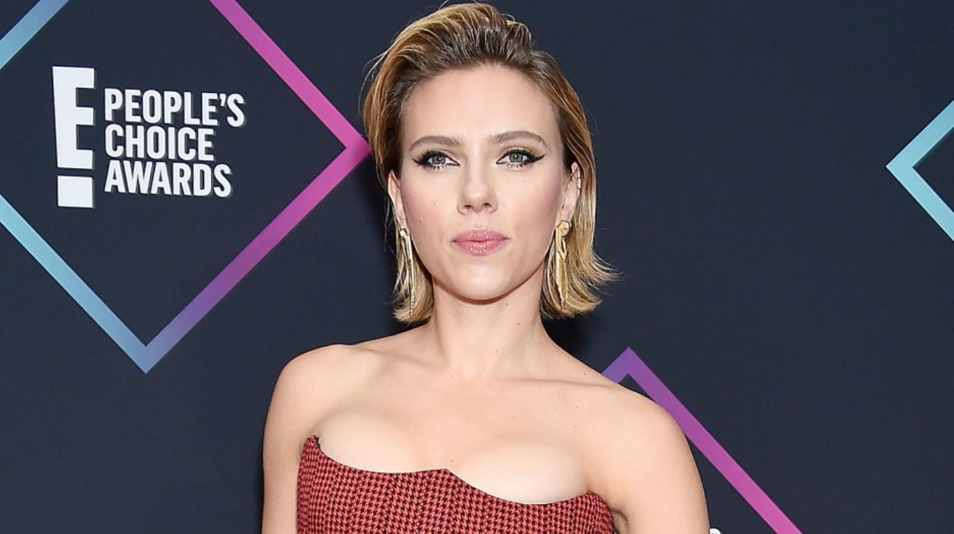 Galería: fotos para celebrar belleza de Scarlett Johansson