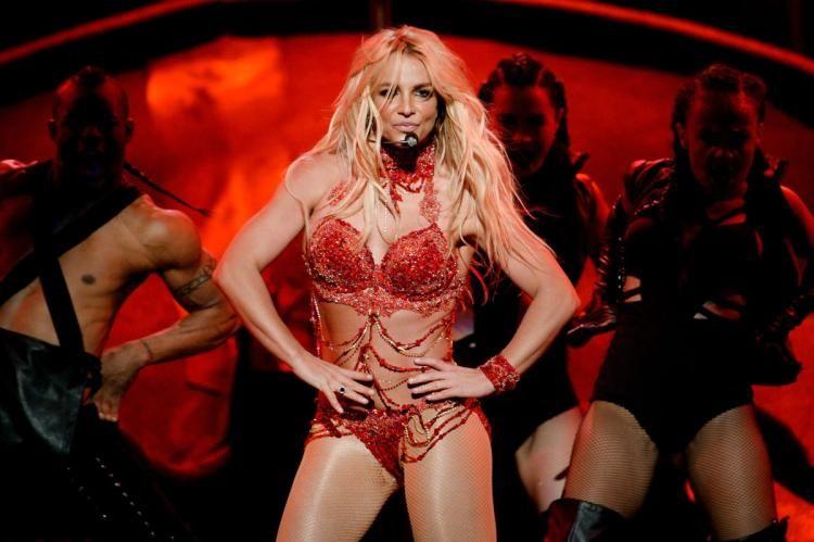 Britney Spears regresa a los escenarios en 2018