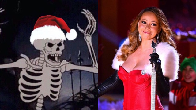 All I Want For Christmas Is You: Mariah Carey regresa al #1