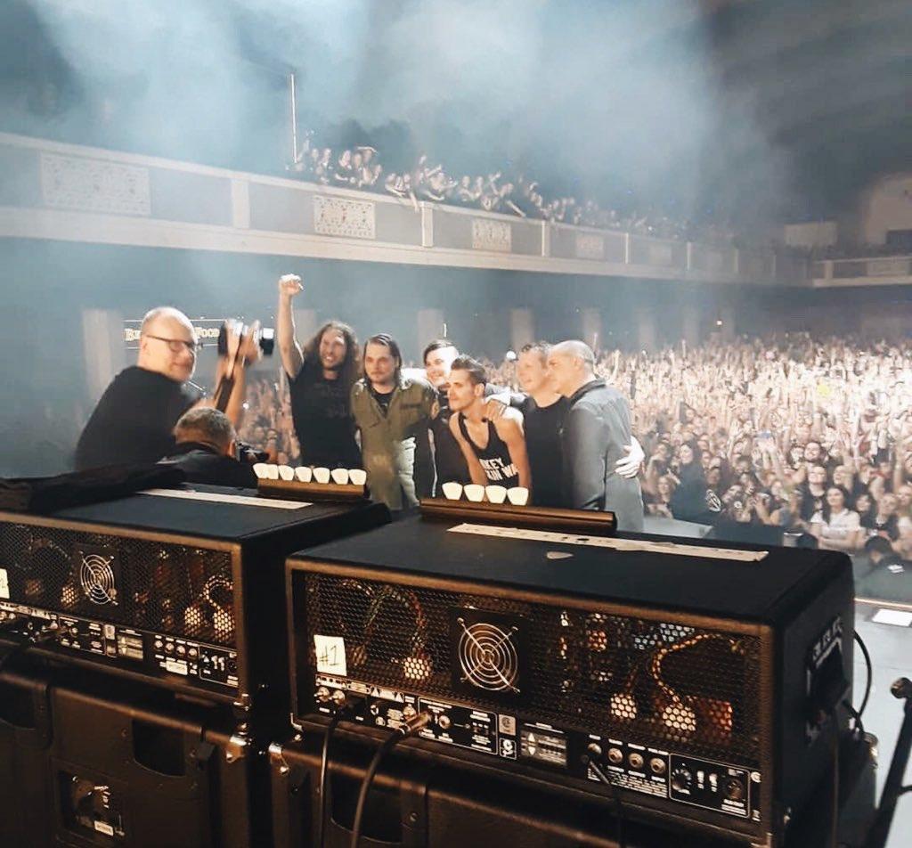 Así fue el concierto return de My Chemical Romance en 2019