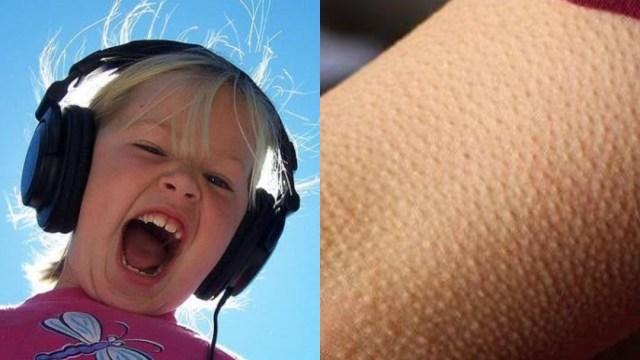 La música da escalofríos porque tienes un cerebro especial