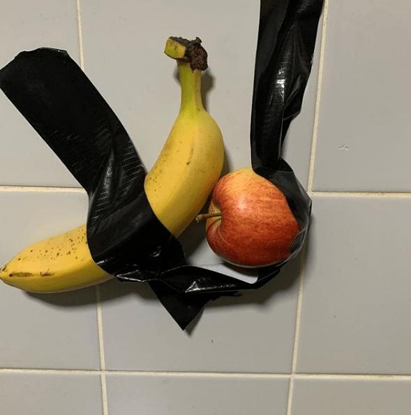 Art Basel Miami vende plátano de Maurizio Cattelan en 120 K