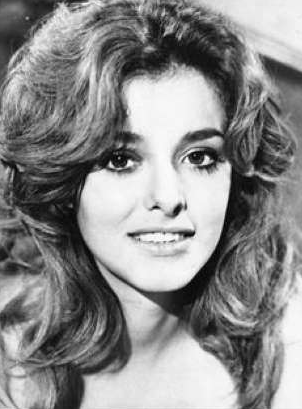 Así se veía Lucía Méndez joven antes de la cirugía plástica