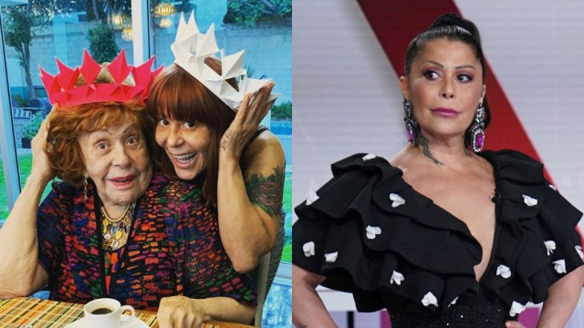 Alejandra Guzmán bloquea a quienes critican sus cirugías