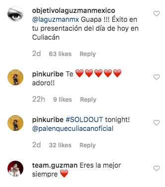 Alejandra Guzmán bloquea comentarios negativos de sus fotos