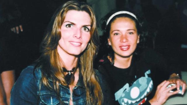 El esposo que Montserrat Oliver dejó para estar con Yolanda