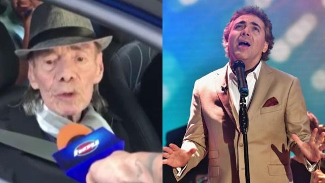 Manuel Loco Valdes no habla con Cristian Castro