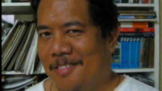 Muere Gerry Alanguilan, el de la cara de pervertido en meme