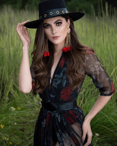Ella es Sofía Aragón, la representante de México en Miss Universo 2019