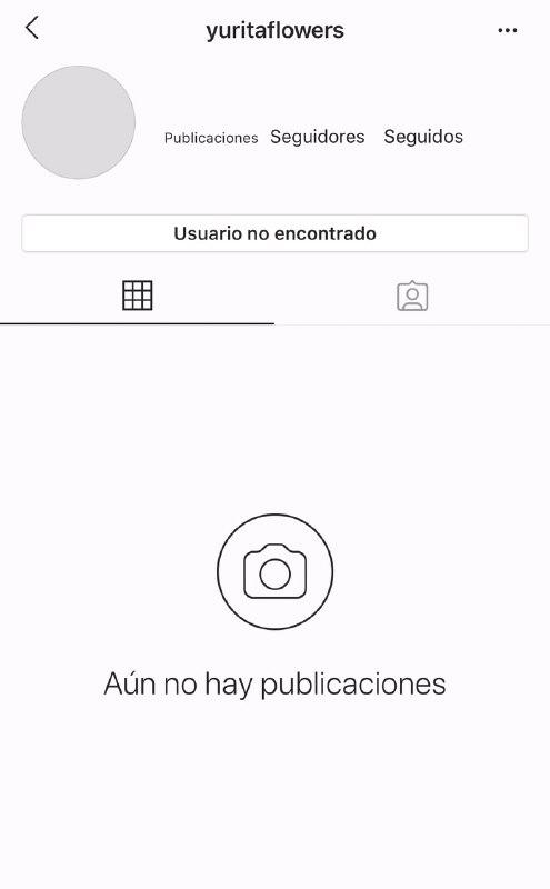 Yuridia cierra su Instagram