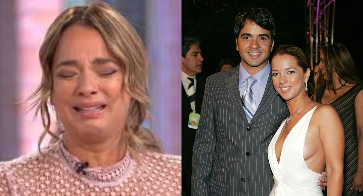 Adamari López y Luis Fonsi tienen incómodo reencuentro en TV