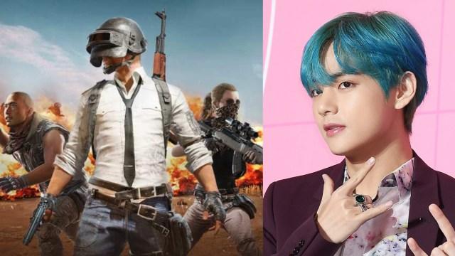 V de BTS es gamer: juega PUBG online, sin que sepas ID