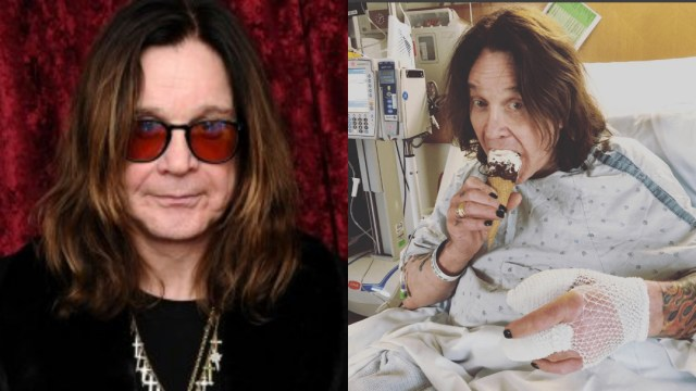 FALSO Ozzy Osbourne no está en lecho d muerte: Black Sabbath