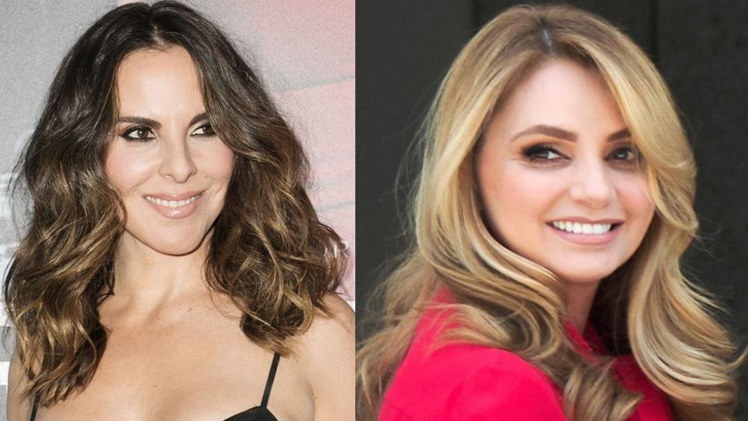 ¿Angélica Rivera podría sustituir a Kate del Castillo?