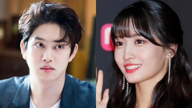 Momo de TWICE y Heechul de Super Junior confirman relación