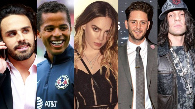 ¿Quiénes han sido los 5 ex novios más guapos de Belinda?