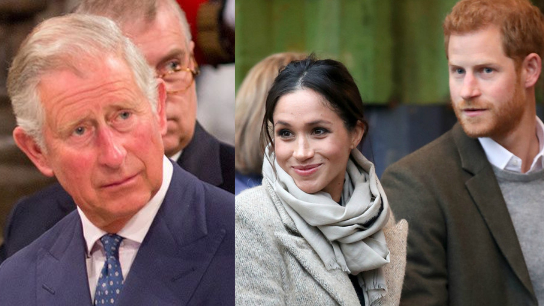 Príncipe Carlos se niega a mantener lujos de Meghan y Harry