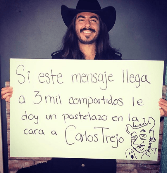 """Image result for CARLOS TREJO DA UNA """"MADRIZA"""" A 'REY GRUPERO'"""