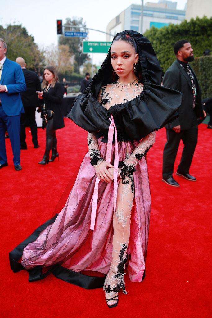 Alfombra roja Grammys 2020